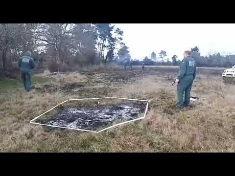 Fallece un vecino de Friol cuando quemaba rastrojos