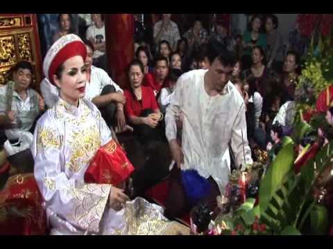 Lễ Trình Đồng Mở Phủ ( Phủ Dày - Nam Định )  1
