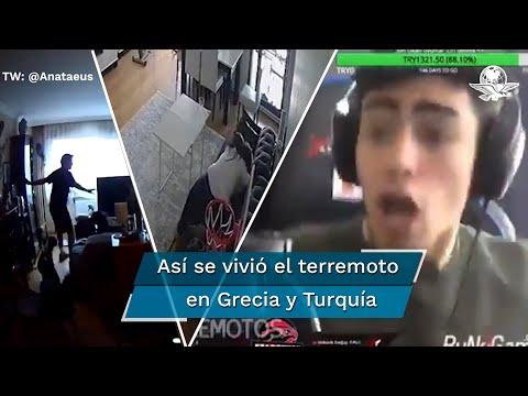 Terremoto en Turquía y Grecia. Así interrumpió la vida de sus habitantes