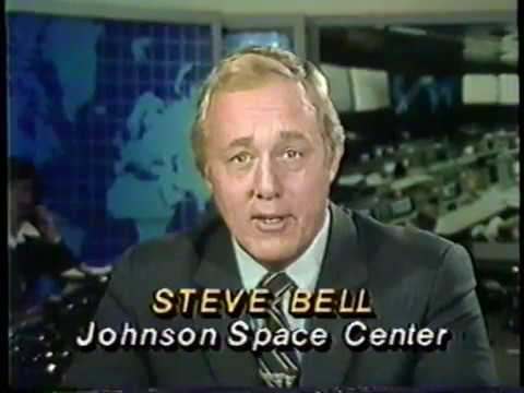 11/12/1981 ABC News Coverage of STS2 Space Shuttle Columbia Launch Part Three