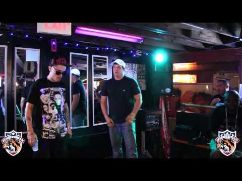 Terry F  Vs Lil Joe Barbarian Rap League