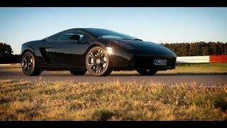 Motion Drive® - Driving Pleasure Lamborghini Gallardo Audi R8 Porsche 911 auf Autobahn und Racetrack