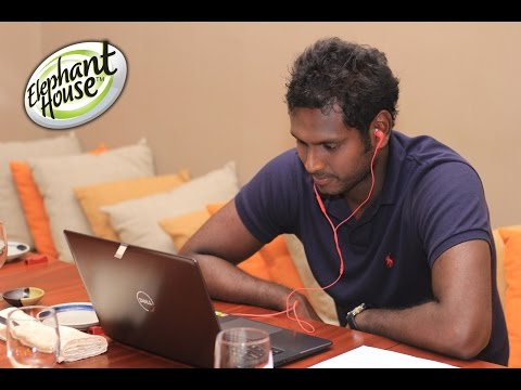 Hangout On Air with Angelo Mathews