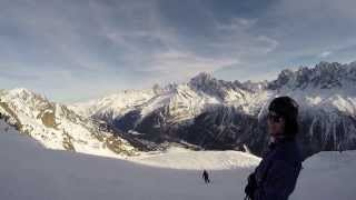 Ski Holiday - Chamonix 2014