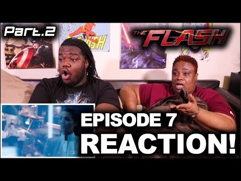 The Flash Season 4 Episode 7 : REACTION WITH MOM!! (Part.2)