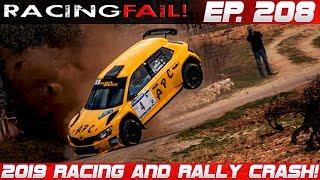 Racing and Rally Crash Compilation 2019 Week 208