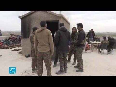 دمشق تتعهد باستعادة مناطق سيطرة قوات سوريا الديمقراطية بالطرق السلمية أو العسكرية  - نشر قبل 22 دقيقة