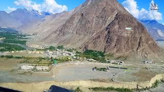 Gilgit Airport video Gilgit baltistan