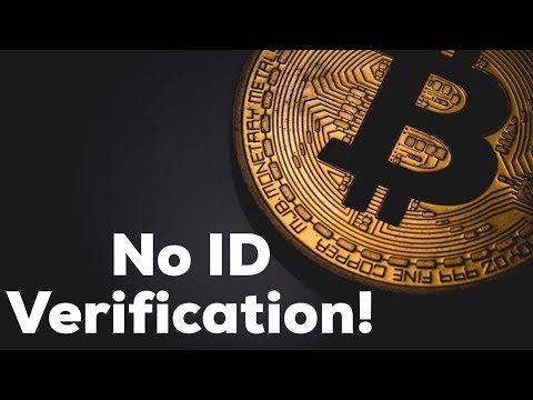 How To Buy BITCOIN Without ID Verification (IOS + ANDROID)