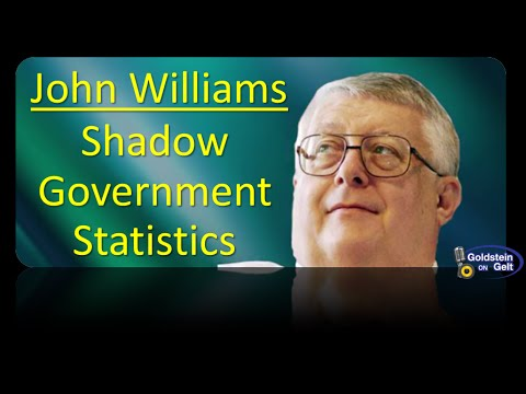 John Williams – Shadow Government Statistics – interview – Goldstein on Gelt
