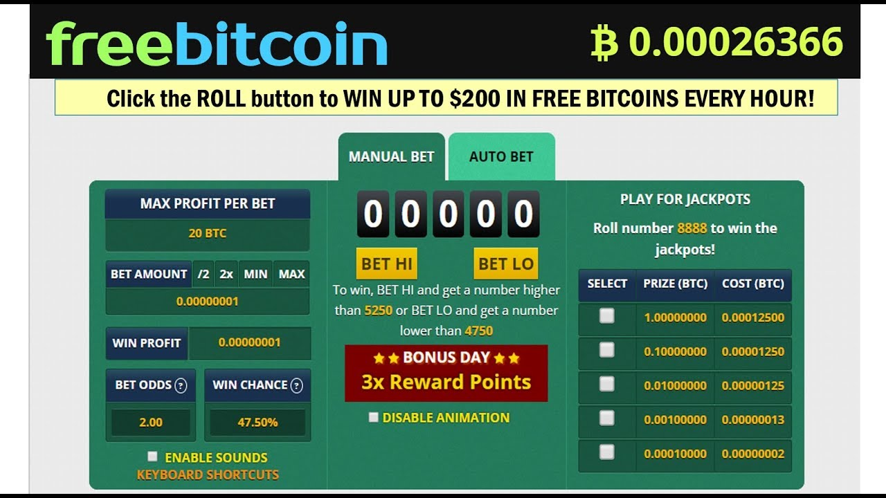 Win free bitcoins every hour on the hour best binary options system 2021 calendar