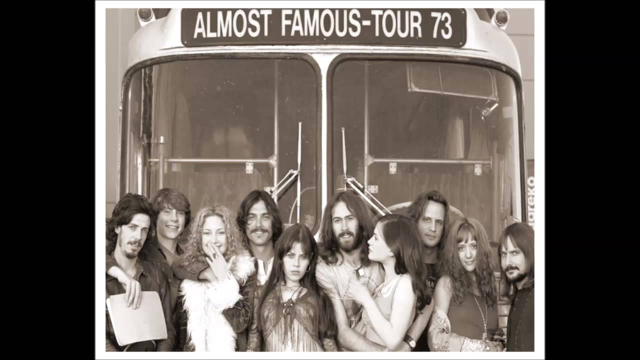 Almost Famous (soundtrack) - Wikipedia