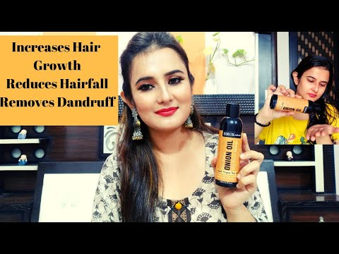 Smuk Naturals Onion Oil | Hair Regrowth | Reduces Hairfall |  Multi Purpose Oil / SWATI BHAMBRA