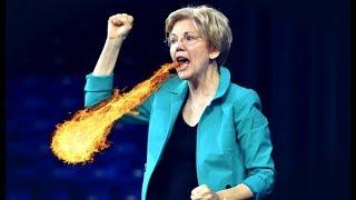 Establishment Scolds Elizabeth Warren for Repudiating Clintonism in Fiery Speech