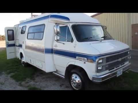 1984 Champion Motorhome, generator, 90k miles, for sale in ... on