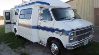 """1984 Champion Motorhome, generator, 90k miles, for sale in Texas """"Sold $2,000"""""""
