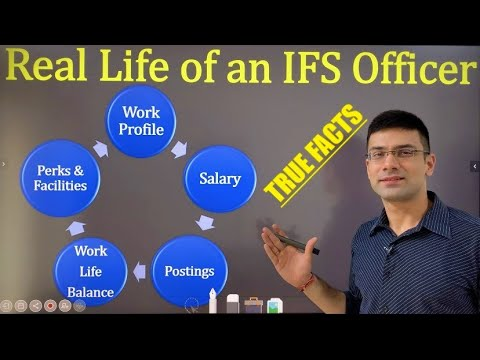 Download Real Life of an IFS Officer - Facts You Never Knew || Postings, Salary, Facilities, Work Profile