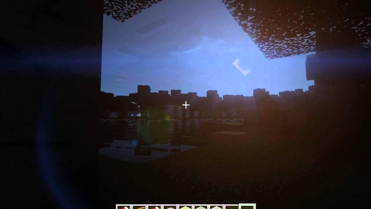 Shinedown Black Cadillac : Minecraft Music Video
