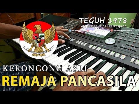 Keroncong Asli Remaja Pancasila [karaoke Version]