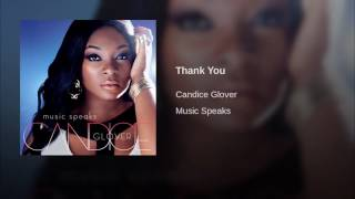 Watch Candice Glover Thank You video
