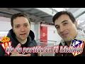 ¡El Sporting-Atleti desde dentro! | Vlog en El Molinón