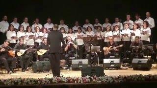 Halk Müziği Koromuzun Konseri Coşkuyla İzlendi (16 Mayıs 2016)