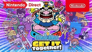 WarioWare: Get It Together! – Announcement Trailer – Nintendo Direct | E3 2021