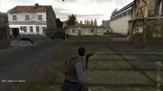 ARMA 2 - DayZ  (Parte 1) (gameplay en español) (por Panchelio) (PC)