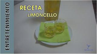 Receta. Como hacer licor LIMONCELLO y FELIZ NAVIDAD