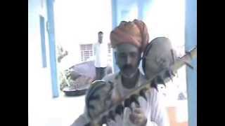 """JANTAR"" A rare folk musical instrument from Rajasthan, India"
