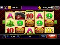 (NEW!!!) Wild Fiesta Coins Aristocrat Slot Gameplay For iOS (With Bonus Game)