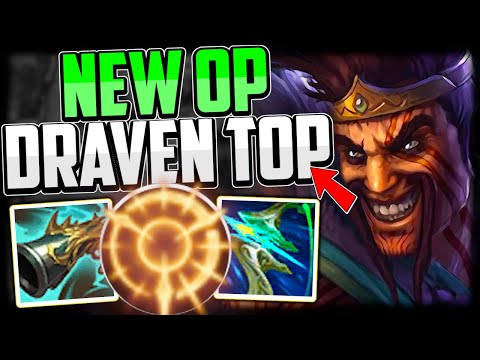 Draven is ACTUALLY