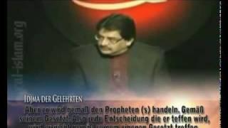 Bedeutung von - Chatem - ''Siegel der Propheten'' von nicht-Ahmadiyya Gelehrten