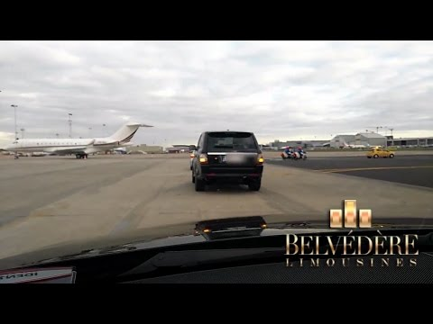 Brussels Airport Private Jet - Driver & Limousine Service with Belvedere Limousines