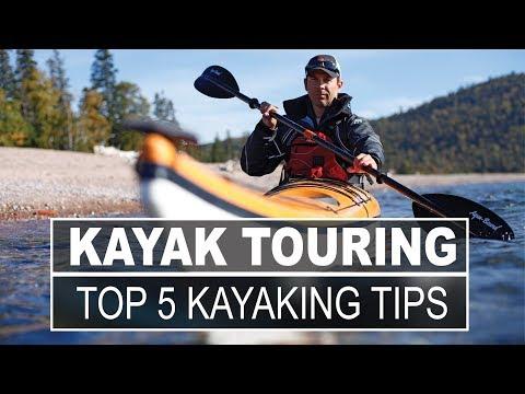 Kayak Touring | Top 5 Kayak Touring Tips