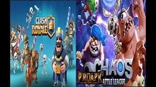 CLASH ROYALE ÖZENTİSİ OYUN!!! (CHAOS LEAGUE)