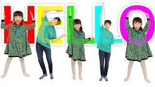 마슈 안녕!!!헬로우 송 영어동요 같이 부르자 Hello Song for Kids | Greeting Song for Kids - 마슈토이 Mashu ToysReview