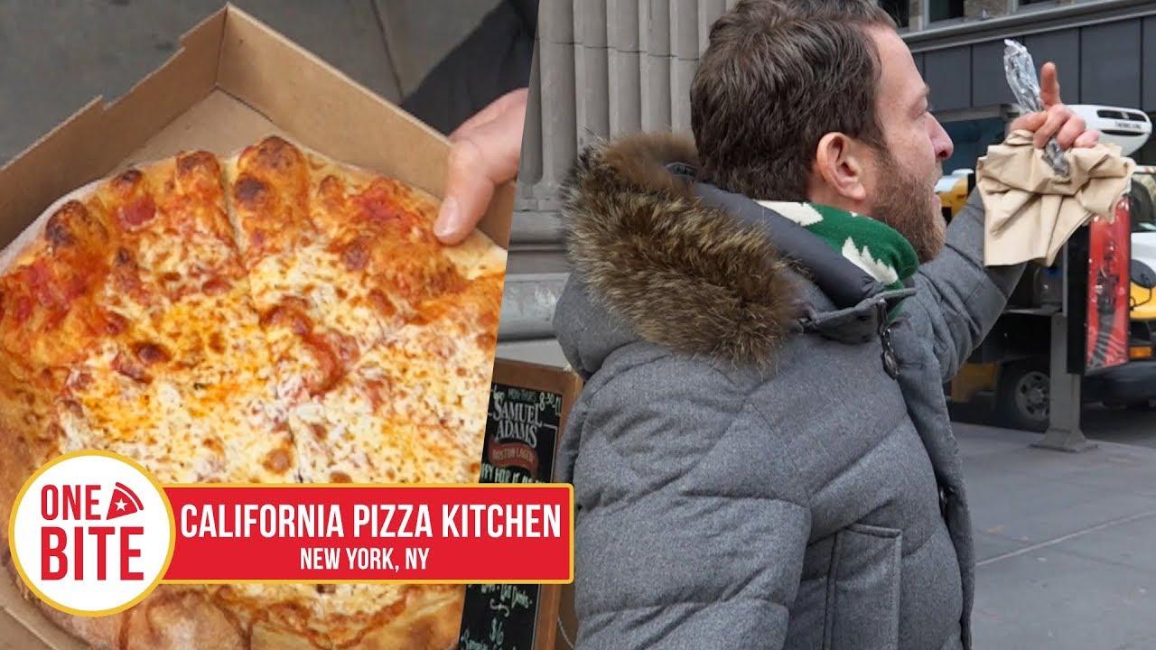 Barstool Pizza Review California Pizza Kitchen