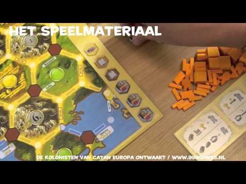 Final - European Catan Championship @ Barcelona 2017 from YouTube · Duration:  1 hour 11 minutes 39 seconds