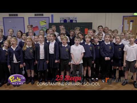 Sleeps Til Santa -  Constantine Primary School - 25 Sleeps
