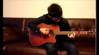 아이유(IU) - 나의 옛날 이야기(My Old Story) (Fingerstyle guitar ver) 핑거스타일 기타 Kim tae jun