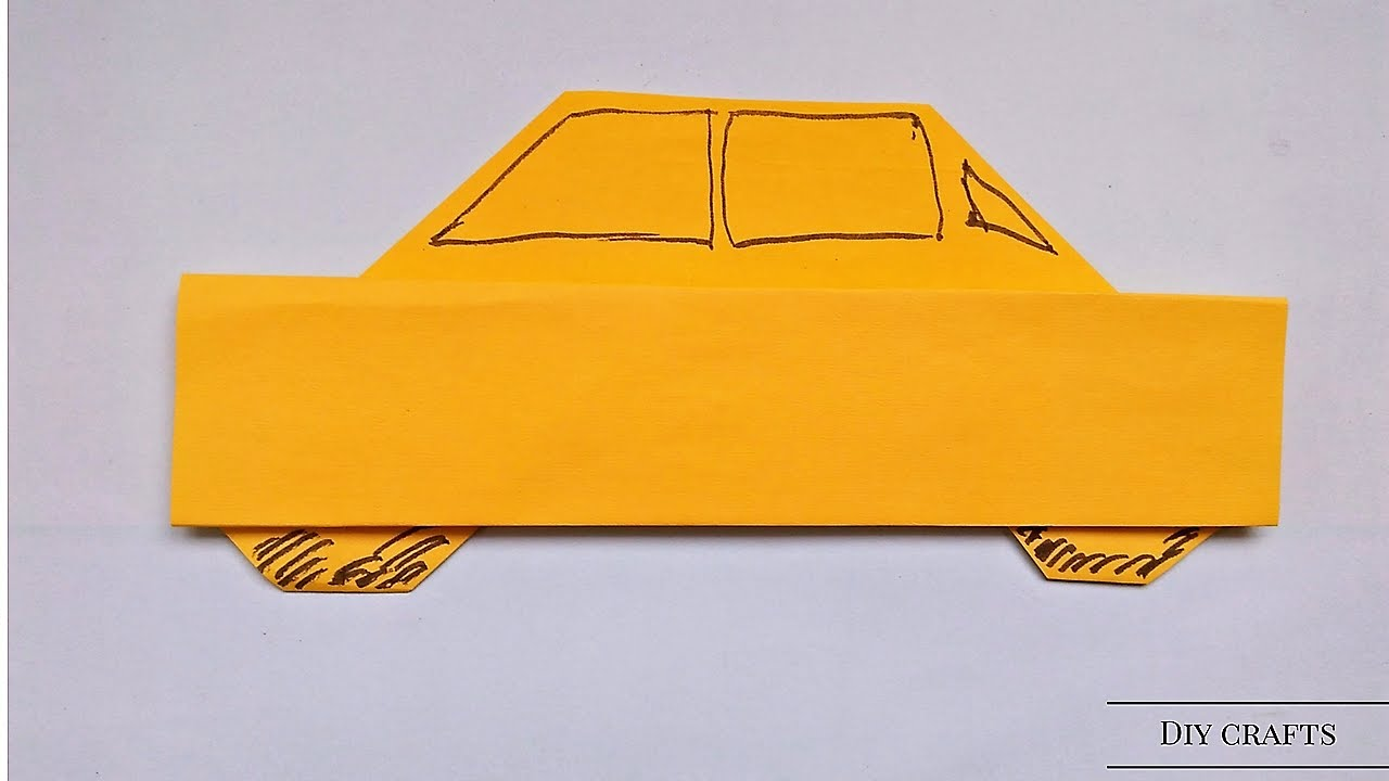 How to make a origami car origami car making instructions for how to make a origami car origami car making instructions for beginners make simple origami cars jeuxipadfo Choice Image