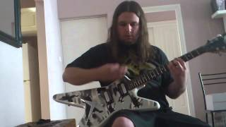 Motorhead - Silence When You Speak To Me (Guitar Cover)
