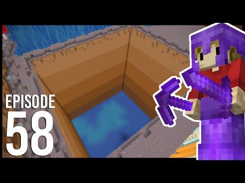 Hermitcraft 7: Episode 58 - MINING, ON CAMERA!