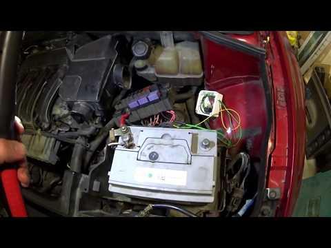 Фото к видео: Renault Laguna 2. Решение проблемы аварийного режима.