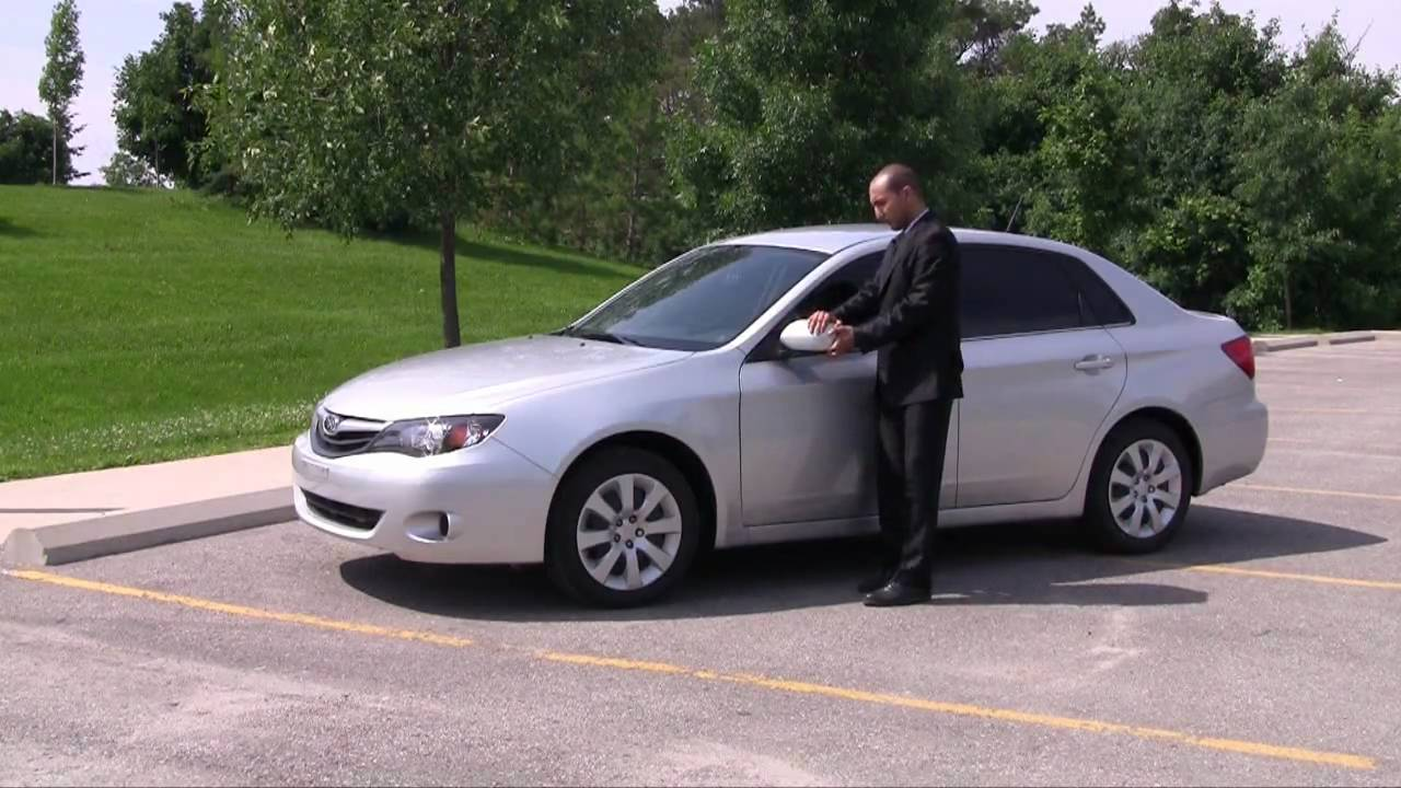 2010 subaru impreza review richmond hill subaru dealer. Black Bedroom Furniture Sets. Home Design Ideas