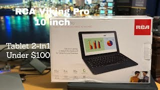 Rca Viking Pro 10 Review Youtube