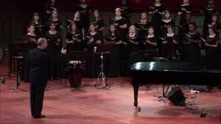 Shenandoah - arr. Mack Wilberg - UNT Women's Chorus, Peter Steenblik