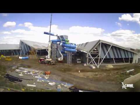 Splash Aqua Park and Leisure Centre, Australia - Timelapse