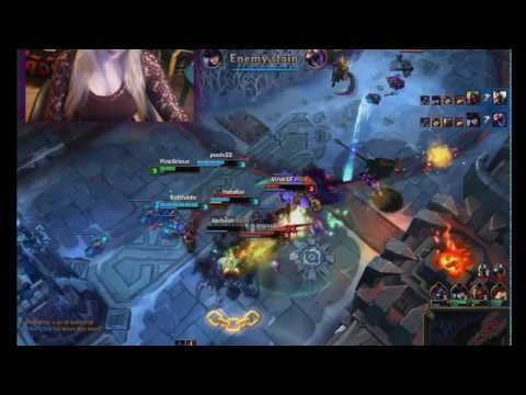 Lulu In ARAM / League Of Legends